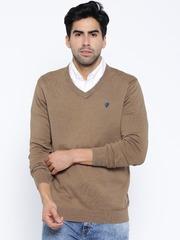 SPYKAR Khaki Sweater