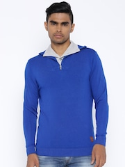 SPYKAR Blue Sweater