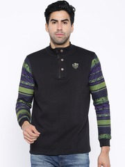 SPYKAR Black Sweater