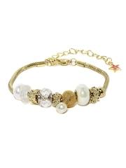 Ayesha Gold-Toned Bracelet