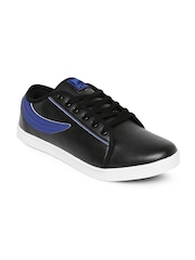 FILA Men Black & Blue Luna Plus 2 Casual Shoes