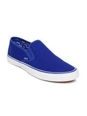 FILA Men Blue Relaxer III Slip-On Casual Shoes