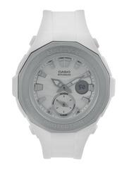 Casio Baby-G Women White Analogue & Digital Watch BX059