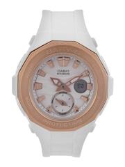 Casio Baby-G Women White Analogue & Digital Watch BX060