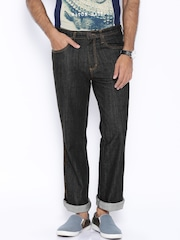 Wrangler Black Texas Comfort Fit Jeans