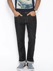 Wrangler Black Millard Regular Fit Jeans