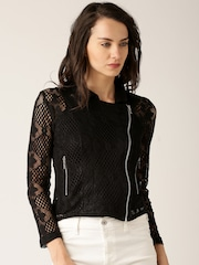 DressBerry Black Lace Jacket