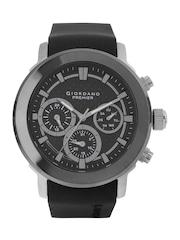 GIORDANO Premier Men Black Dial Multifunction Watch P1055-01
