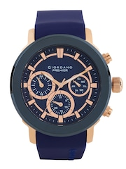 GIORDANO Premier Men Navy Dial Multifunction Watch P1055-03