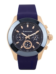 GIORDANO Men Navy Dial Watch 1760-05