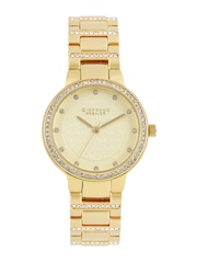 GIORDANO Premier Women Gold-Toned Dial Watch P2052-11