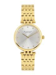 GIORDANO Premier Women Silver-Toned Dial Watch P2051-11