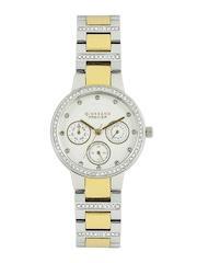 GIORDANO Premier Women White Dial Watch P2053-55