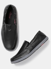 Roadster Men Black Loafers