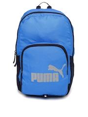 PUMA Unisex Blue Phase Backpack