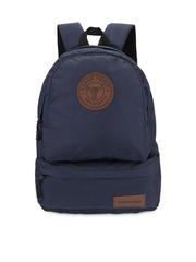 URBAN TRIBE Unisex Navy Backpack
