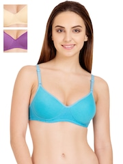 Tweens Pack of 3 T-shirt Bras TW1301