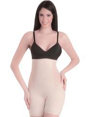 Swee Shapewear Nude-Coloured Seamless Tummy & Thigh Shaper