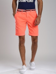 Superdry Neon Pink Chino Shorts