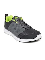 Adidas Men Charcoal Grey Adispree Running Shoes