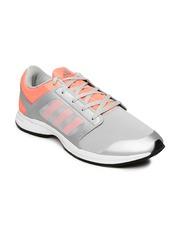 Adidas Men Grey KRAY 1.0 W Colourblocked Running Shoes