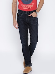 U.S. Polo Assn. Blue Woody Slim Fit Jeans