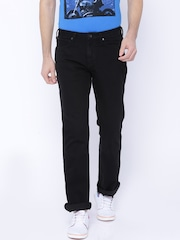 Wrangler Black Millard Fit Jeans