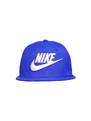 Nike Unisex Blue Woollen Athletic Cap