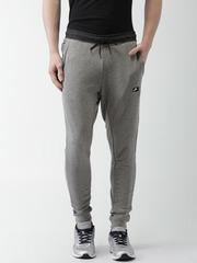 Nike Grey Melange Track Pants