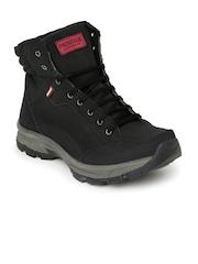 Provogue Men Black Boots