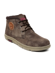 Provogue Men Brown Chukka Boots