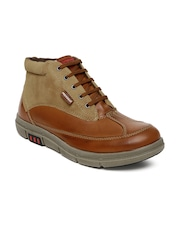 Provogue Men Brown Boots