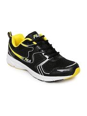FILA Men Black BARREL IV Running Shoes
