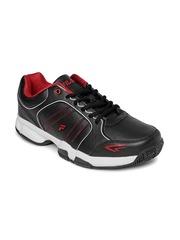 FILA Men Black & Red SET 6 Running Shoes