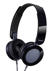 Panasonic Black RP-HXS200E Headphones
