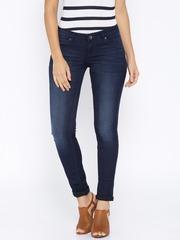 Lee Women Blue Amy Slim Fit Jeans