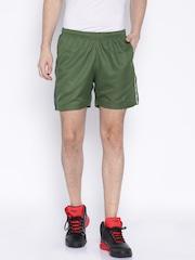 FILA Olive Green Shorts
