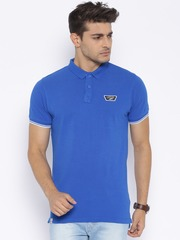Vans Blue Polo T-shirt