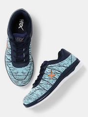 HRX by Hrithik Roshan Women Blue Running Shoes