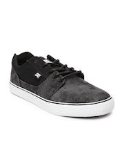 DC Men Black & Grey Tonik Tx Sneakers