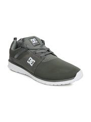 DC Men Grey Sneakers