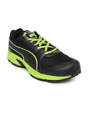 PUMA Men Black Strike Fashion II Running Shoes