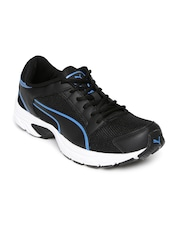 PUMA Men Black Splendor DP Running Shoes