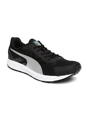 PUMA Men Black Running Shoes