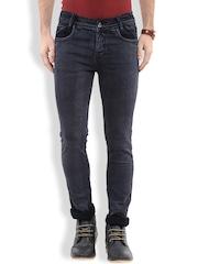 Mufti Black Super-Slim Jeans