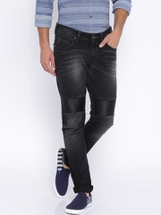 Wrangler Black Low-Rise Vegas Fit Jeans