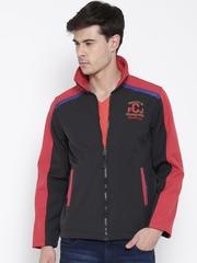 Fort Collins Black & Red Jacket
