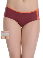 Da Intimo Women Pack of 2 Briefs DIU-5657
