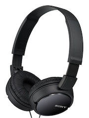 Sony Black Headphones with Mic