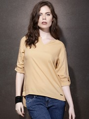 Roadster Women Beige Top
